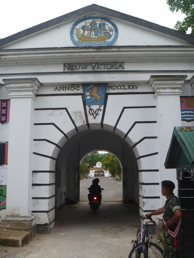 Fort Nieuw Victoria 1755