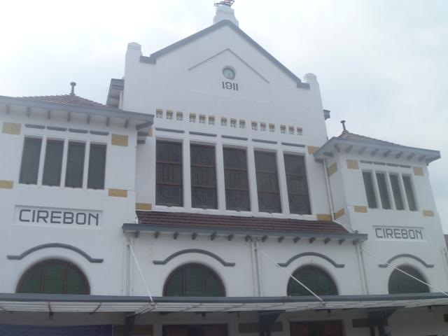 Cirebon Trainstation