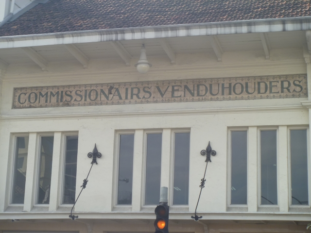 Commissionars Venduhouders
