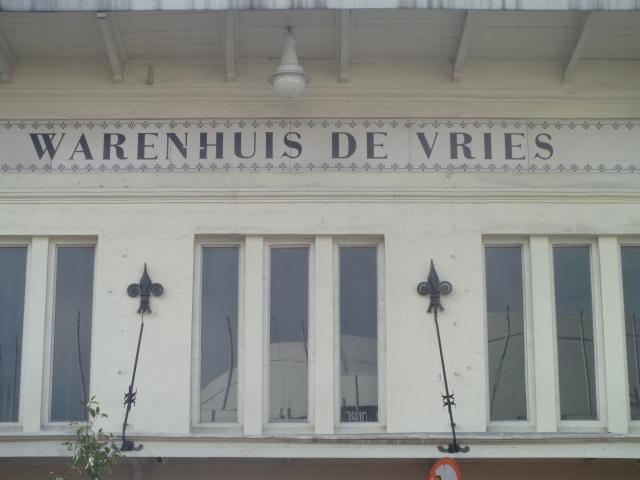 Warenhuis de Vries