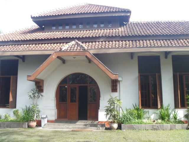 The Landraad Courthouse Bandung