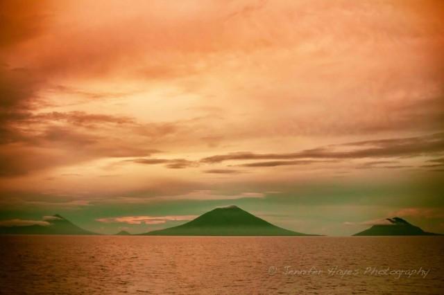 The Clove Islands