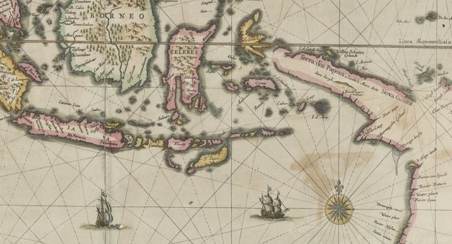 Hendrik Hondius 1641 State Library of NSW
