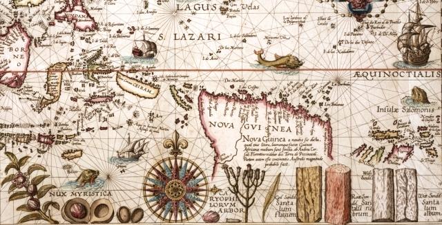 Petrus Plancius 1594