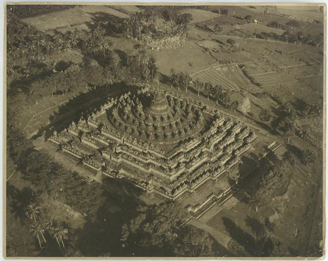 The Borobodur Monument