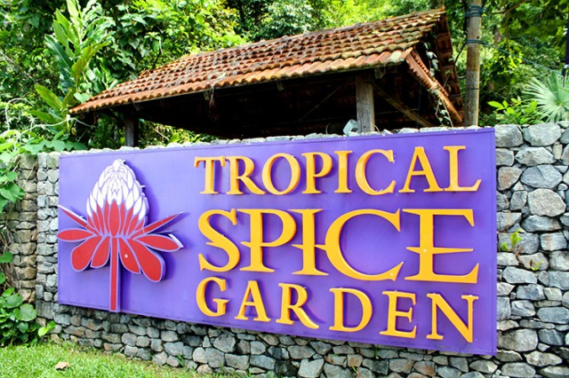 Penang tropical-spice-garden-entrance