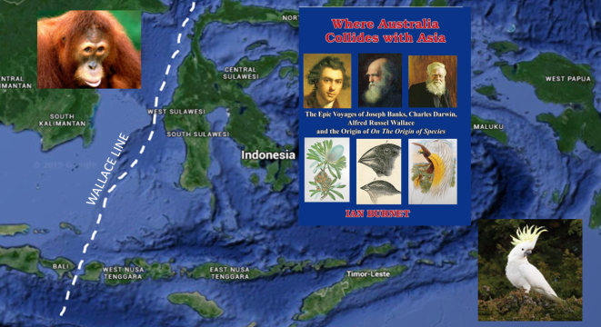 Where Australia Collides with Asia - IHS poster 2