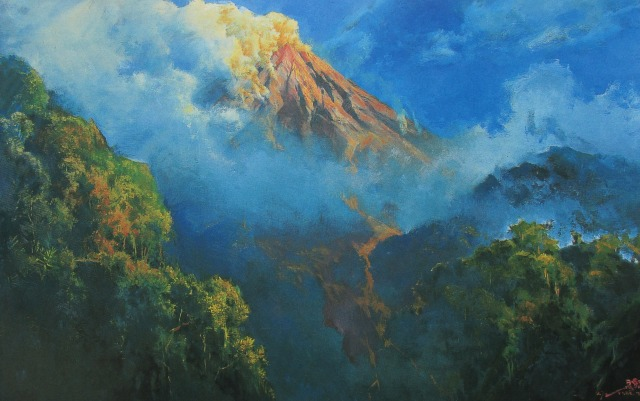 0024 Mount Merapi