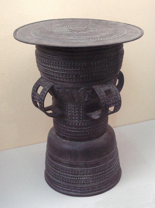 Moko Drum