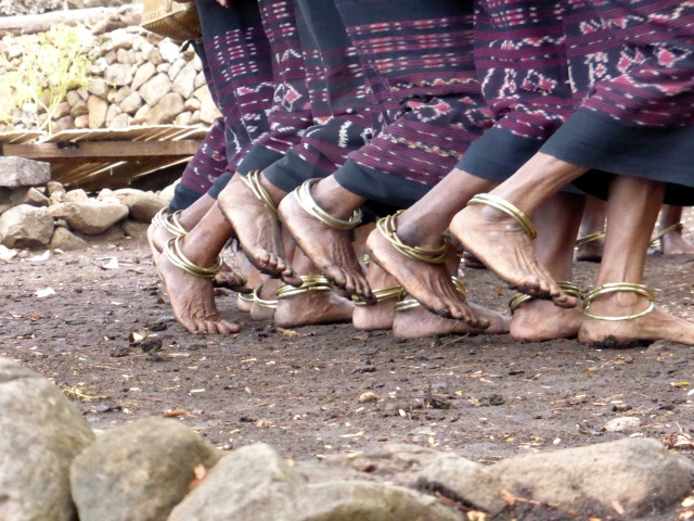 Village Dancing Feet