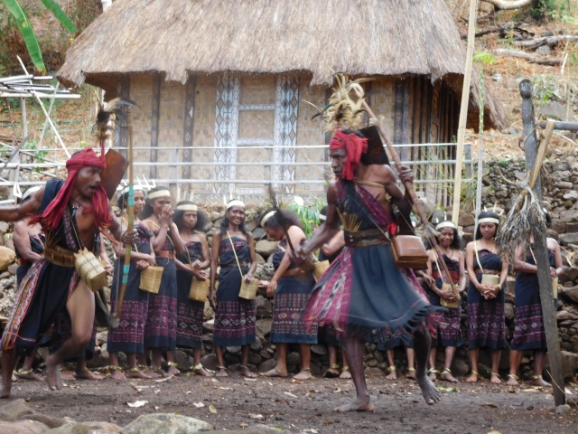 Village War Dance