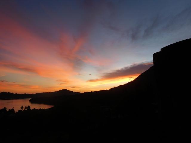 Belgica Sunset