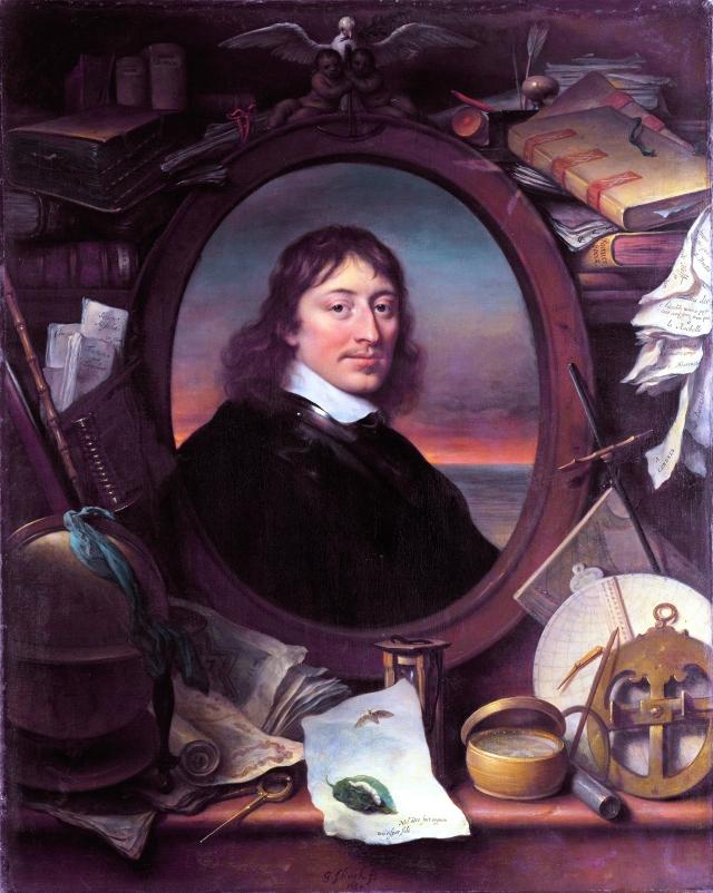 Gerard Pietersz Hulft (1621-56). by Govert Flinck