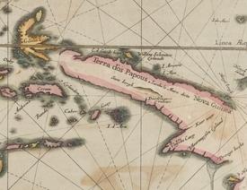 Hendrick Hondius map 3