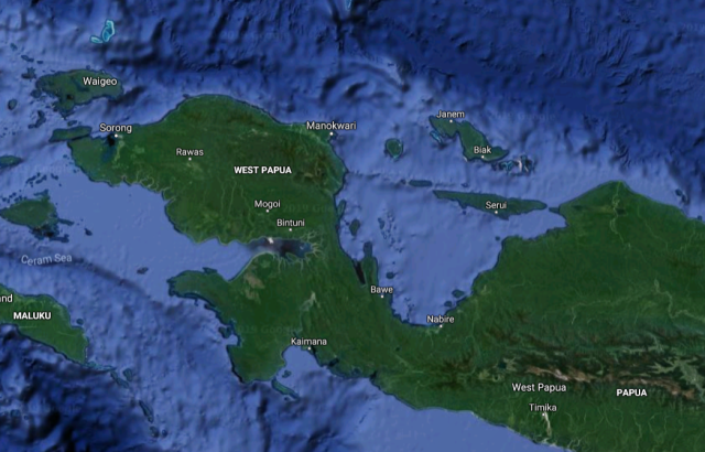 Cendrawasih Bay
