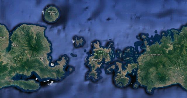 Komodo Island. 2png