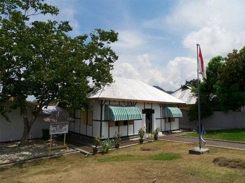 Soekarno House Ende restored