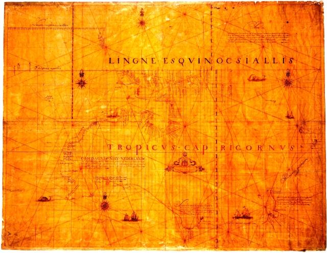66 Tasman Map